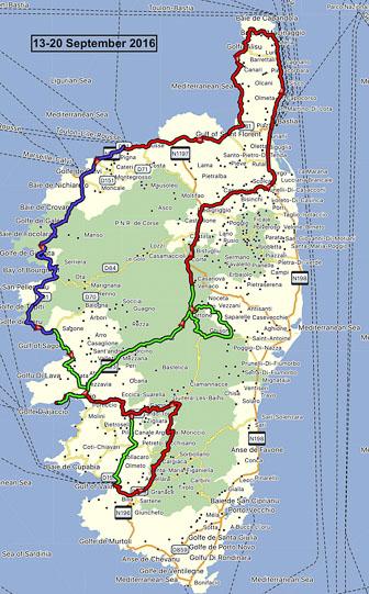 Trip Maps