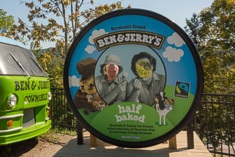Ben And Jerry's Factory