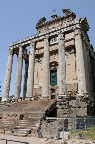 Palatine Hill & The Roman Forum