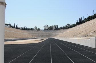The 1896 Olympic Stadium