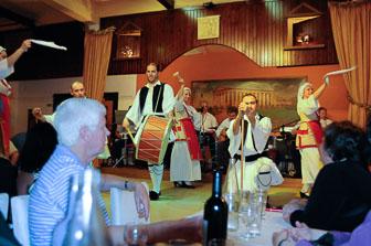 Greek Folk Dinner