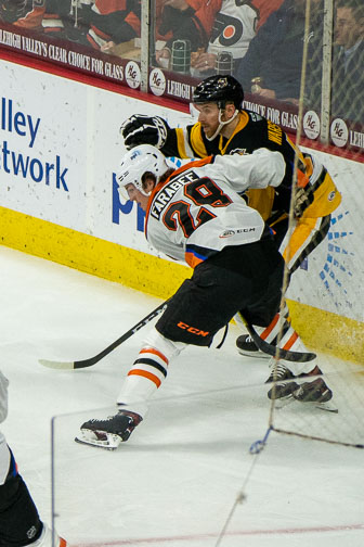 Lehigh Valley Phantoms - 11 October 2019