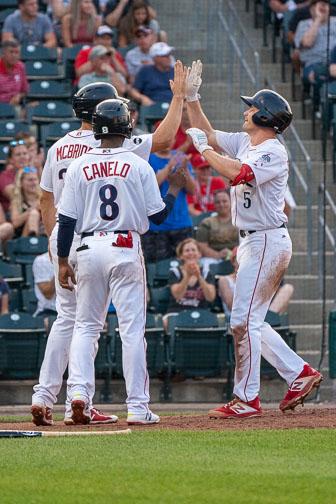 Lehigh Valley IronPigs - 29 July 2019