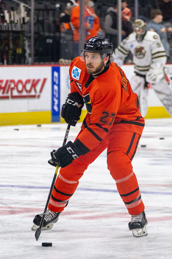 Lehigh Valley Phantoms - 23 January 2019