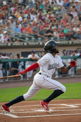 Lehigh Valley IronPigs - 26 July 2018