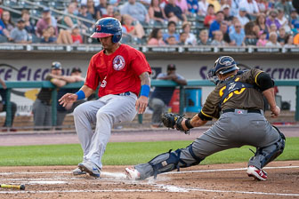 Lehigh Valley IronPigs - 12 July 2018