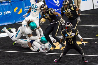Lehigh Valley Steelhawks - April 2018