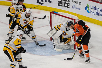 Lehigh Valley Phantoms - 14 April 2018