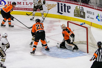 Lehigh Valley Phantoms - 2 March 2018