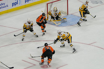 Lehigh Valley Phantoms - March 2017