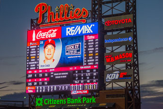 Citizens Bank Park - June 2014