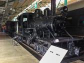 PA RR Museum Geared Locomotives