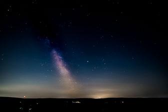 Stars And Milky Way - July 2019