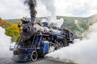 Jim Thorpe - Prison-Trains-Town - October 2014