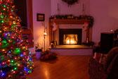 Video - An Indoor Christmas Scene