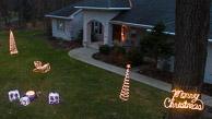 2015 Oustside Christmas Decorations