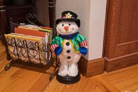 Festive Christmas House Scenes 2015