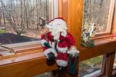 Festive Christmas House Scenes 2013