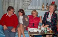 Zirinsky Family Christmas Eve Parties - 1972-1984