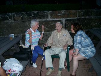Strank - Mitroka Family Reunion - June 2002