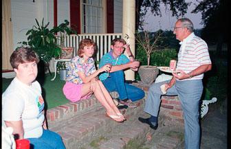 Strank - Mitroka Family Reunion - June 1986