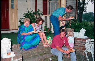 Strank-Mitroka Family Reunions