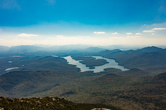 Lake George And Area - September 2015