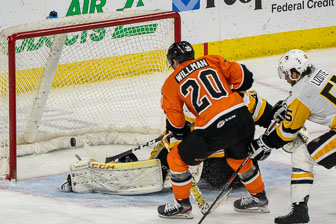 Lehigh Valley Phantoms - 11 March 2020