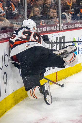 Lehigh Valley Phantoms - 28 February 2020