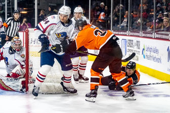 Lehigh Valley Phantoms - 7 February 2020