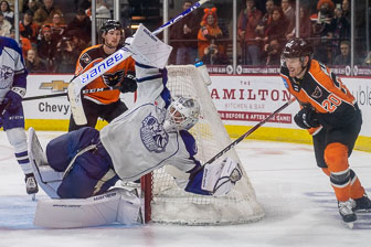 Lehigh Valley Phantoms - 15 January 2020