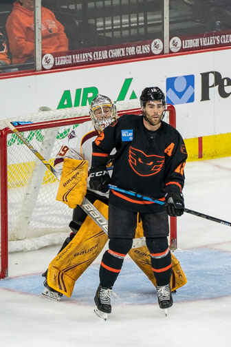 Lehigh Valley Phantoms - 12 January 2020