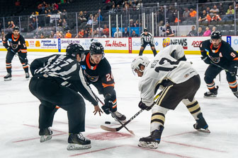 Lehigh Valley Phantoms - 30 September 2019