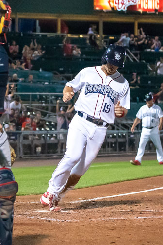 Lehigh Valley IronPigs - 25 July 2019