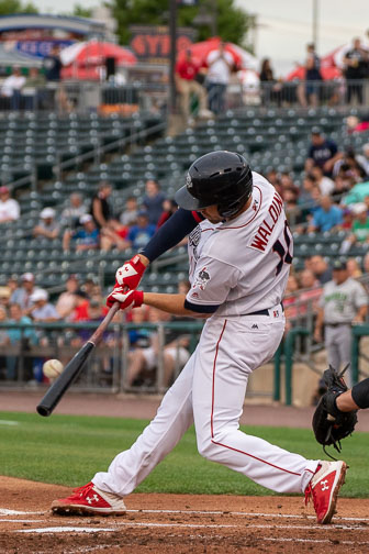 Lehigh Valley IronPigs - 12 June 2019