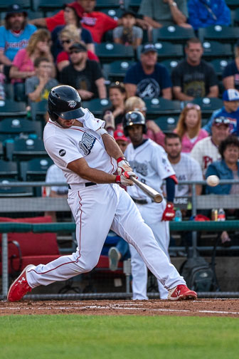 Lehigh Valley IronPigs - 11 June 2019
