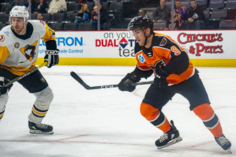 Lehigh Valley Phantoms - 7 April 2019