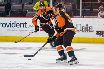 Lehigh Valley Phantoms - 3 March 2019