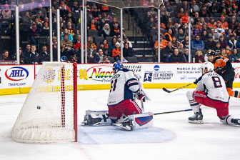 Lehigh Valley Phantoms - 10 February 2019
