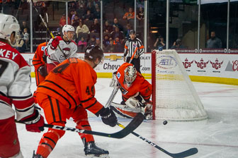 Lehigh Valley Phantoms - 14 November 2018