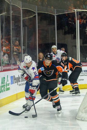 Lehigh Valley Phantoms - February 2018