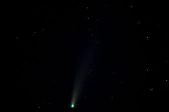 Comet Neowise - July 2020